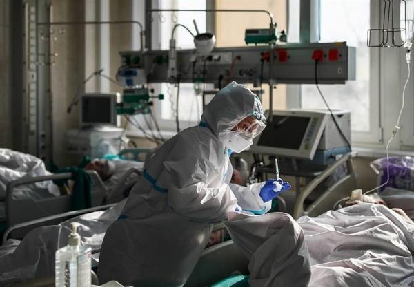 277 هزار بیمار مبتلا به کرونا در روسیه همچنان تحت درمان هستند