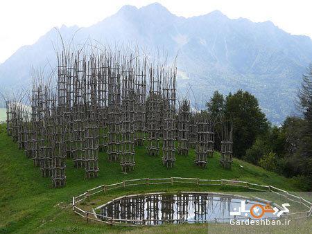 کلیسای درختی یا کتدراله وِجیتاله؛ جاذبه عجیب ایتالیا