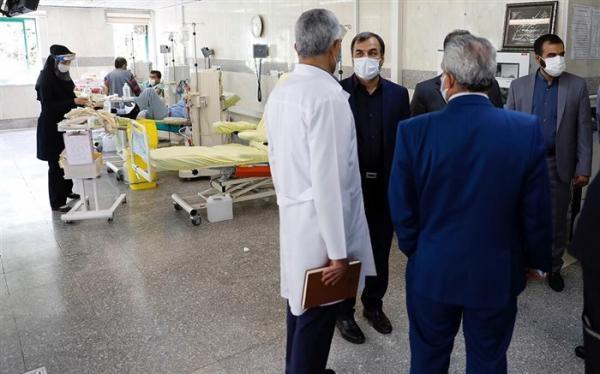 آزمایشگاه تشخیص کرونا در مجتمع هلال ایران راه اندازی شد