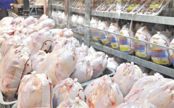 فراوری مرغ از سرانه مصرف هم بالاتر است