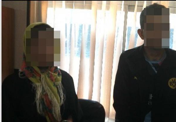 بازداشت زوج دزد در عوارضی تهران - قم