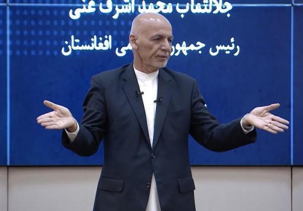 اشرف غنی: هرکس در صف جمهوریت نیست دشمن است