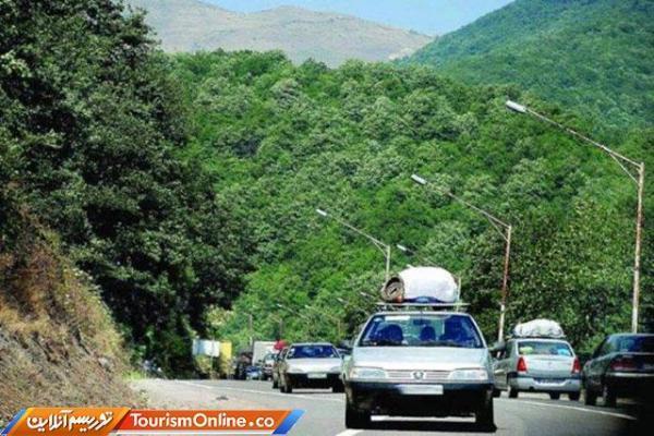 رصد سفرهای غیرمجاز در ایام عیدفطر با 464 دوربین جاده ای