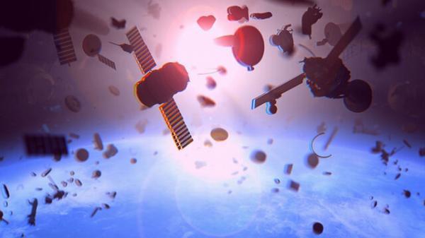 چینی ها ربات پاکبان به فضا ارسال کردند