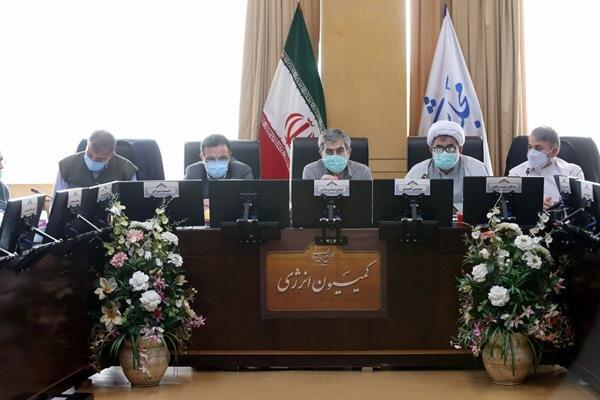پاسخگویی وزیر نیرو به سوالات نمایندگان در کمیسیون انرژی