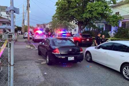 تیراندازی مردان مسلح در ایالت رودآیلند آمریکا ، 9 تن زخمی شدند