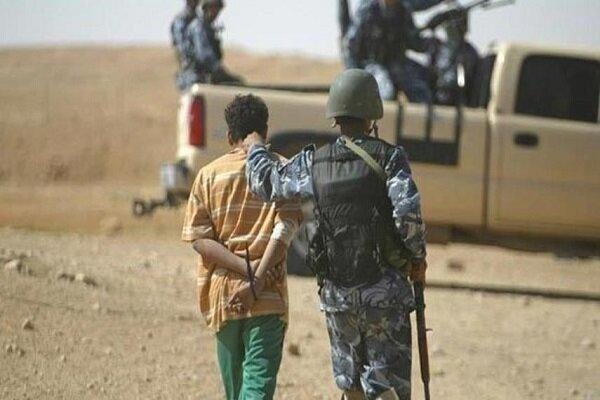 مسئول نقل و انتقال مواد منفجره داعش در استان نینوا بازداشت شد