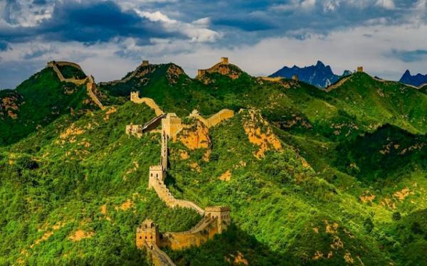 میراث فرهنگی نهفته در پای دیوار عظیم چین