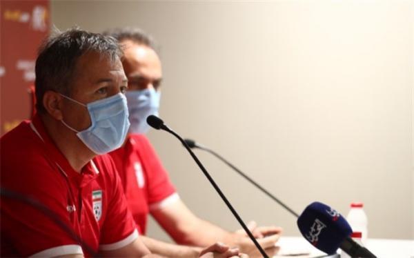 اسکووچیچ: از برد تاریخی مقابل بحرین خوشحالم