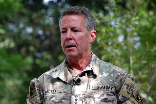 اسکات میلر: نگران تحرکات طالبان هستیم!