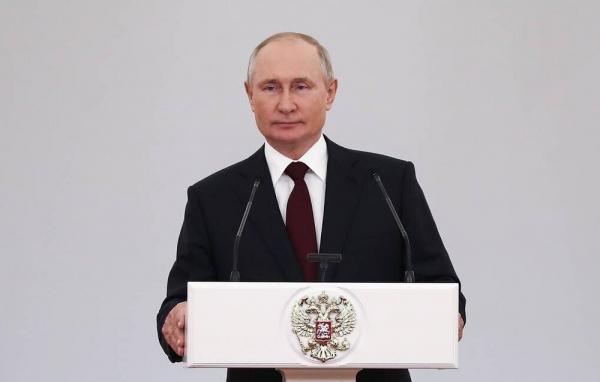 انتقاد پوتین از تحریم های آمریکا علیه ایران در دوران همه گیری کرونا