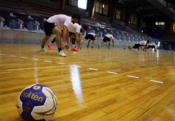 دعوت از 23 بازیکن به دومین اردوی تیم ملی هندبال ب