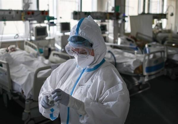 مرگ بیش از 206هزار شهروند روسیه در نتیجه ابتلا به کرونا