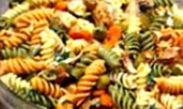 انقلاب رنگی در ماکارونی